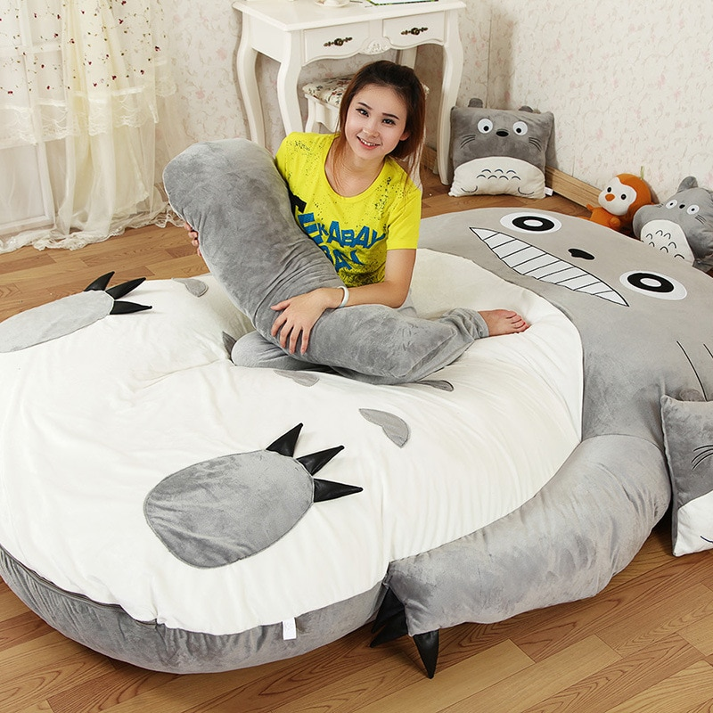 Large Lazy Sofa Floor Mattress For